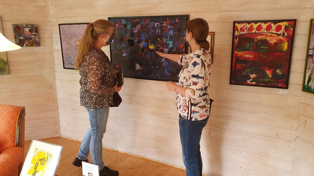 Ausstellung Kunst Im Park Gerit Grube (2)