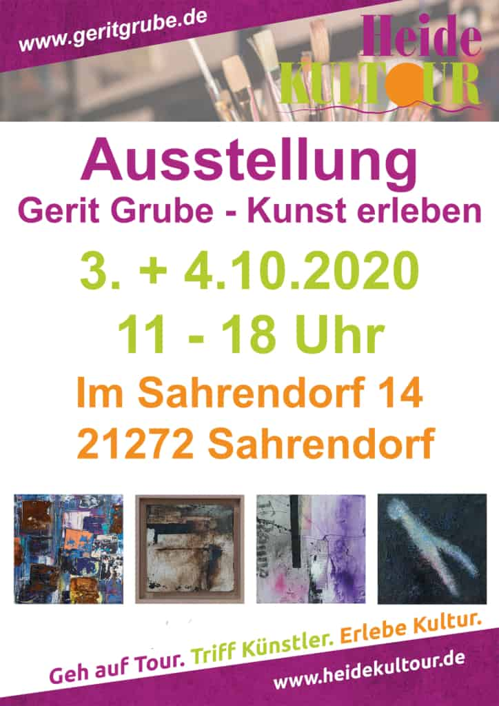Ausstellung Gerit Grube \