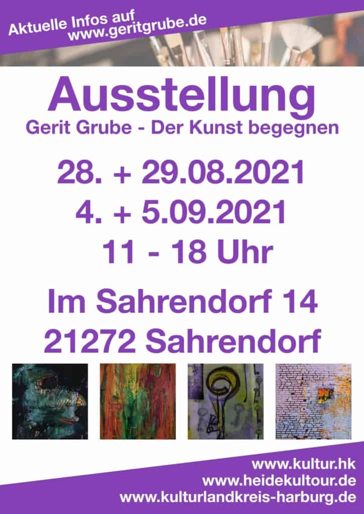Plakat der Ausstellung \