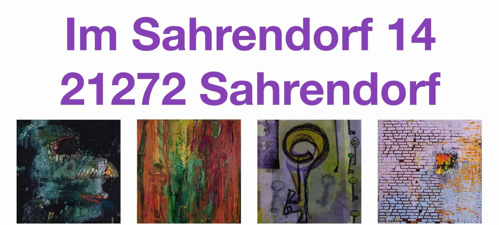 """Ausstellung """"Gerit Grube - Der Kunst begegnen"""" am 28. & 29.08. sowie 04. und 05.09.2021 in Sahrendorf"""