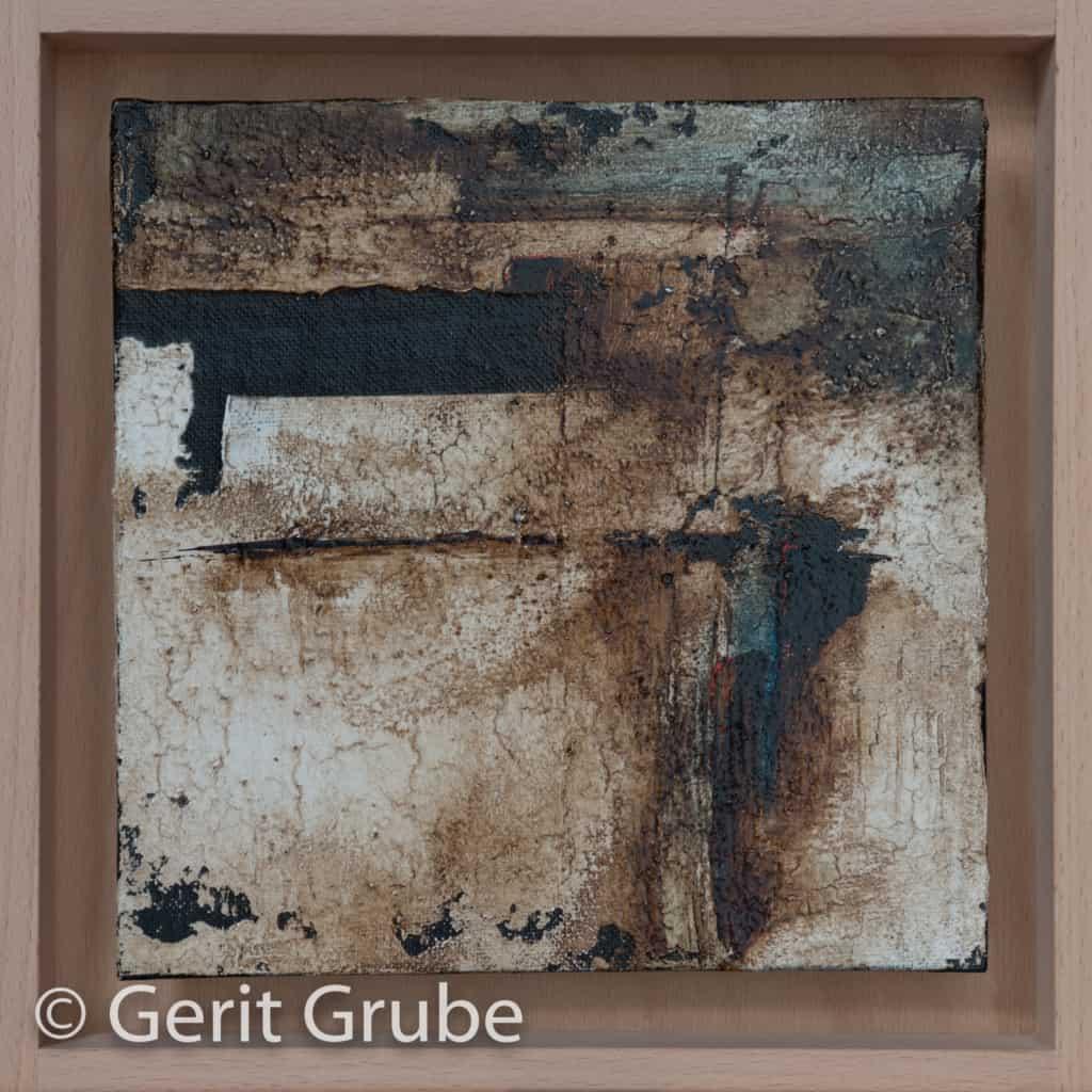 """""""Der Schamane"""" - 20 x 20 cm - Gerit Grube"""