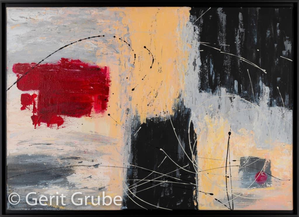 """Fassade am Meer"" - 50 x 70 cm - Gerit Grube"