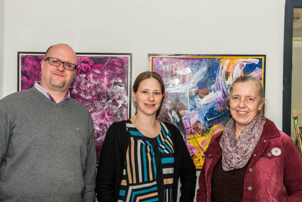Gerit Grube Ausstellung Salzhausen 2019 03