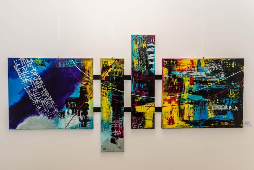 Gerit Grube Ausstellung Salzhausen 2019 07