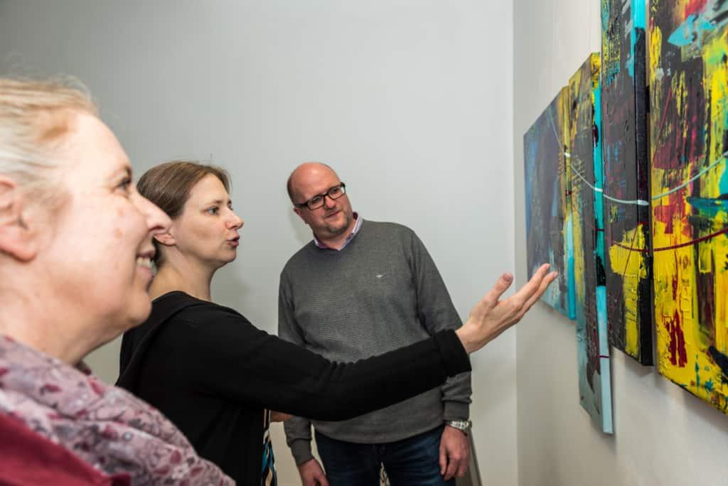 Gerit Grube Ausstellung Salzhausen 2019 13