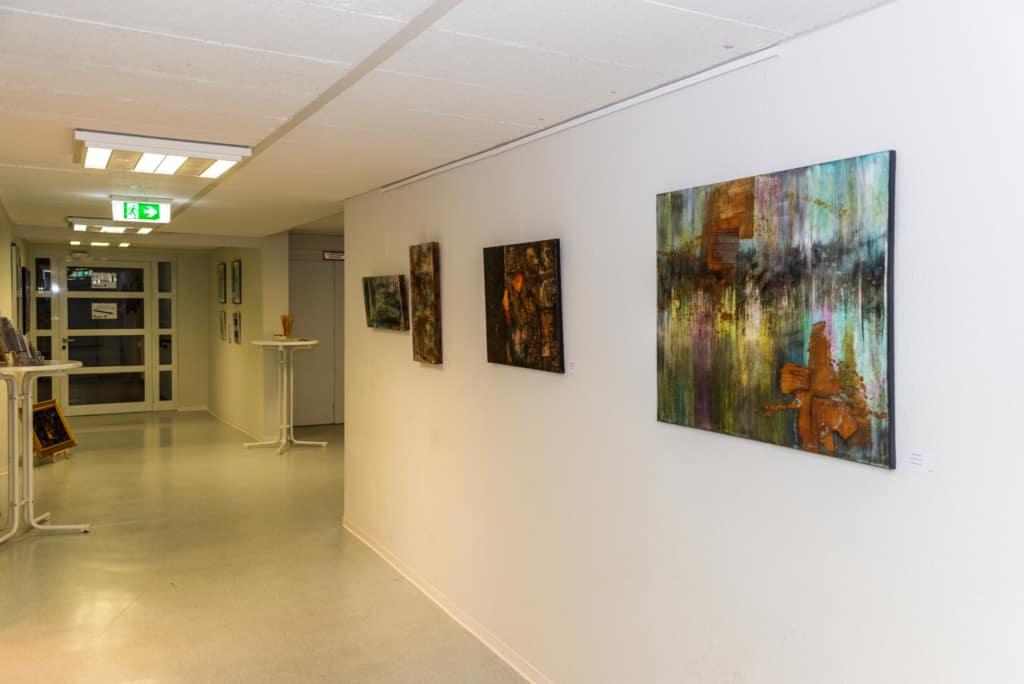 Gerit Grube Ausstellung Salzhausen 2019 15