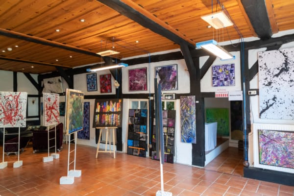 HeideKultour 2018 - Atelier Gerit Grube Sahrendorf