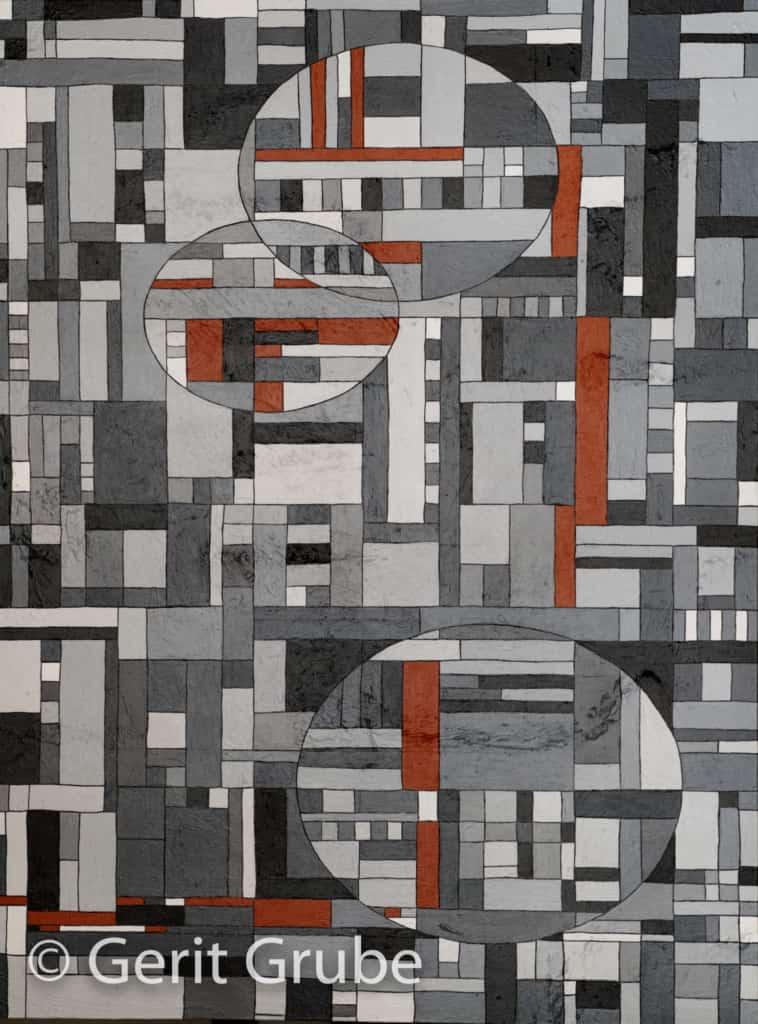 """""""Ursprung"""" - 120 x 160 cm - Gerit Grube"""